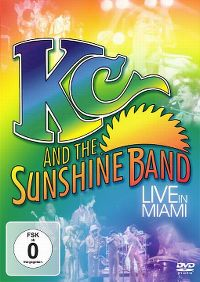 Cover KC And The Sunshine Band - Live In Miami [DVD]